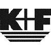K+F Logo